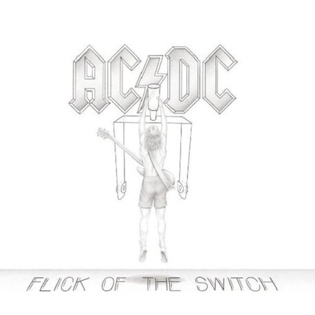 AC/DC - Flick Of The Switch (Remastered) (CD)