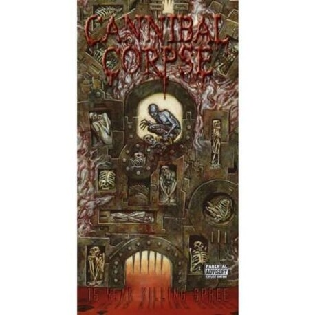 CANNIBAL CORPSE - 15 Year Killing Spree (Explicit Version 3 Cd Set/ (3CD + DVD)