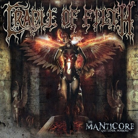 CRADLE OF FILTH - Manticore & Other Horrors (Deluxe Ed.) (CD)