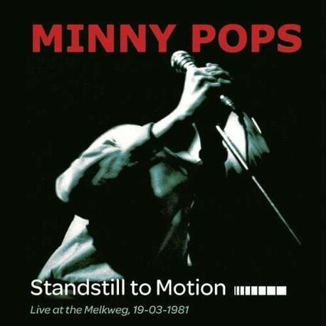 MINNY POPS - Standstill In Motion (Vinyl) (LP)