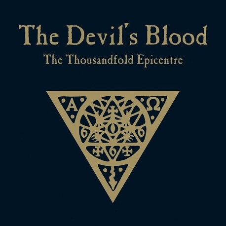 DEVIL'S BLOOD - Thousandfold Epicentre (Gatefold 2lp / Book) (2LP)