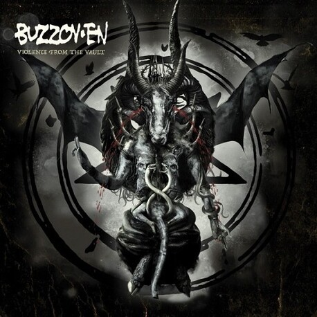 BUZZOVEN - Violence From The Vault (CD)