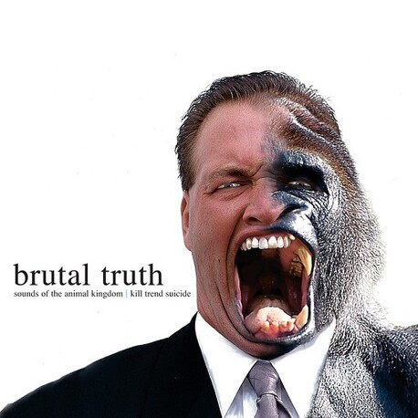 BRUTAL TRUTH - Sounds Of The Animal King (CD)