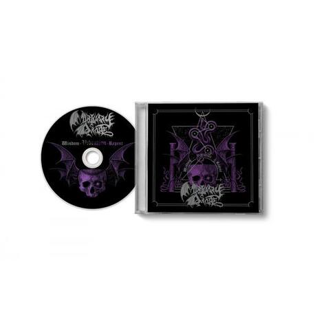 MORTUARY DRAPE - Tolling 13 Knell (CD)