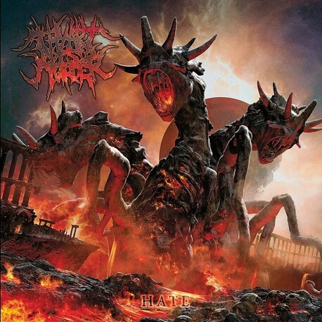 THY ART IS MURDER - Hate (CD)