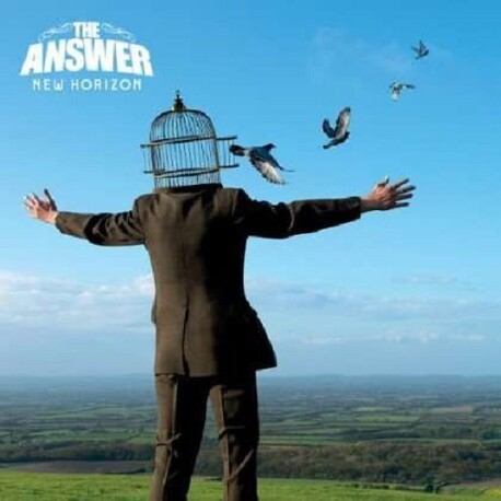 THE ANSWER - New Horizon: Deluxe Digibook Edition (3 Bonus Tracks) (CD)