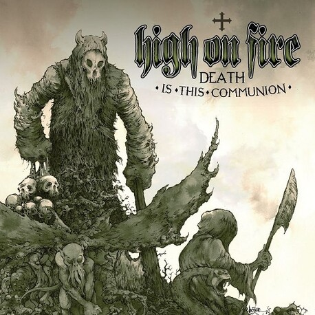 HIGH ON FIRE - Death Is This Communion (Deluxe Ed) (CD+DVD)