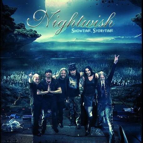 NIGHTWISH - Showtime, Storytime (2CD)
