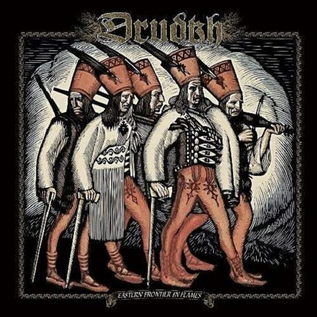 DRUDKH - Eastern Frontier In Flames (CD)