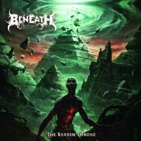 BENEATH - Barren Throne, The (CD)