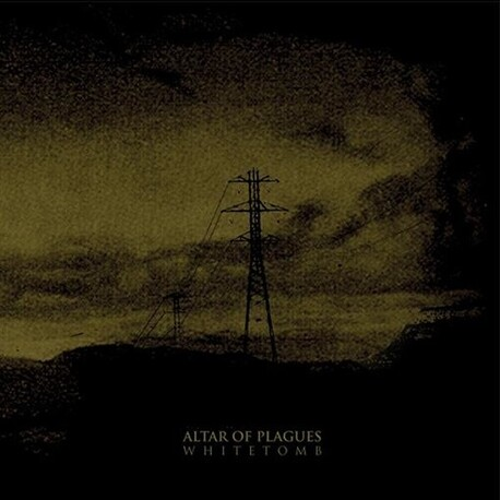 ALTAR OF PLAGUES - White Tomb (CD)