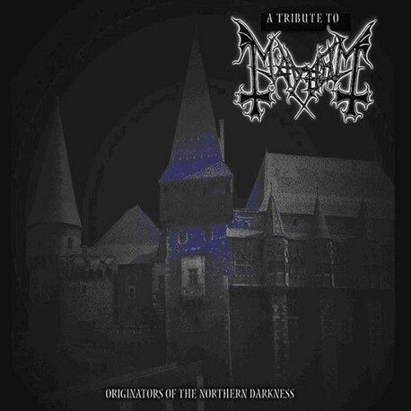 VARIOUS - Tribute To Mayhem - Originators Of The Northern Darkness (CD)