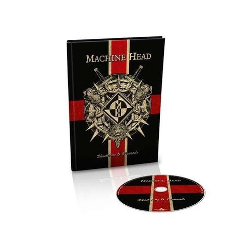 MACHINE HEAD - Bloodstone & Diamonds (Limited Edition Media Book) (CD)