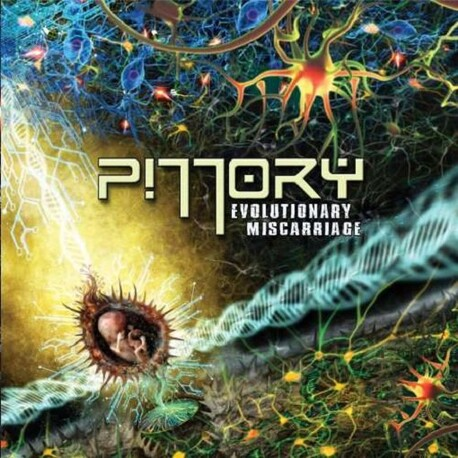 PILLORY - Evloutionary Miscarriage (CD)