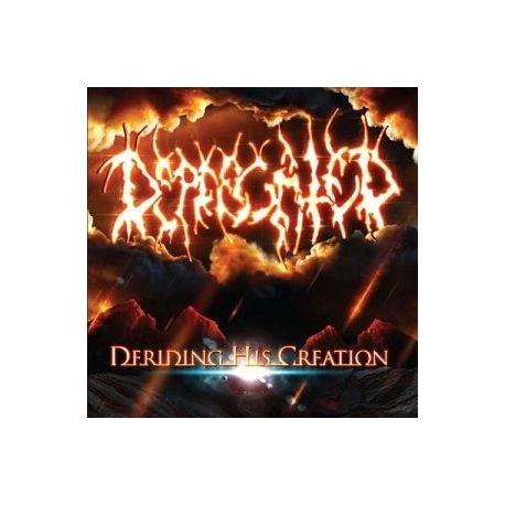 DEPRECATED - Deriding His Creation (CD)