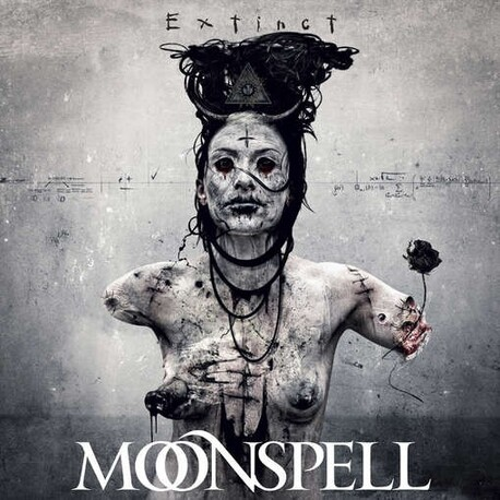 MOONSPELL - Extinct: Deluxe Cd + Dvd Digibook Edition (CD + DVD)
