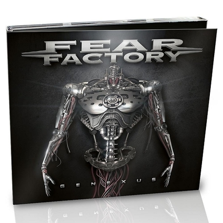 FEAR FACTORY - Genexus (Limited Edition) (CD)