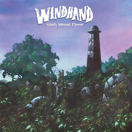 WINDHAND - Grief's Infernal Flower (CD)