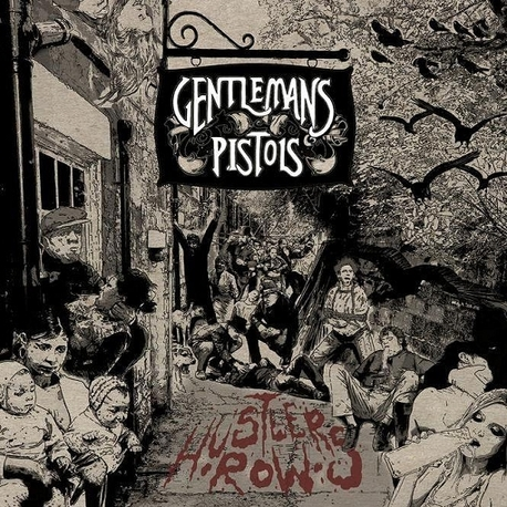GENTLEMANS PISTOLS - Hustler's Row (CD)