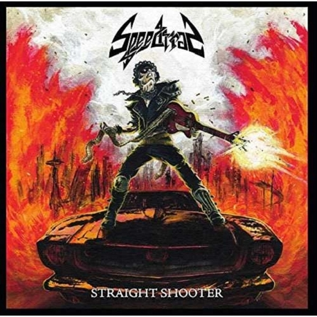 SPEEDTRAP - Straight Shooter (Red Wax Viny (LP)