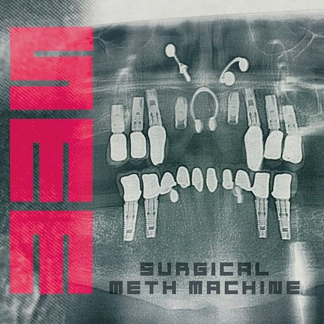 SURGICAL METH MACHINE - Surgical Meth Machine (Vinyl) (LP)