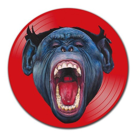 PUSCIFER - V Is For Viagra: The Remixes (Picture Disc Vinyl In Plastic Sleeve) - Rsd 2016 (2LP (180g))