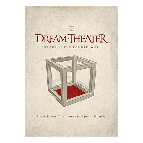 DREAM THEATER - Breaking The Fourth Wall (Live From The Boston Ope (2 DVD)