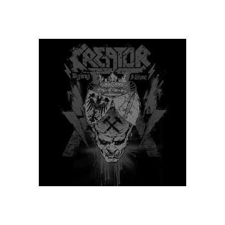 KREATOR - Dying Alive -earbook- (5CD)
