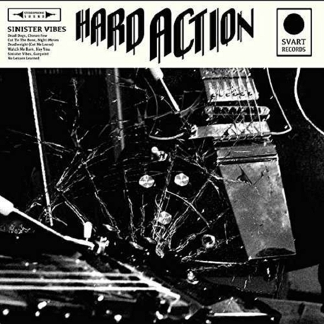 HARD ACTION - Sinister Vibes (Uk) (CD)