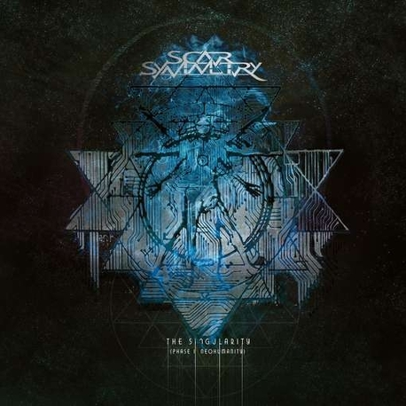 SCAR SYMMETRY - The Singularity (Phase 1 - Neo Humanity) (CD)
