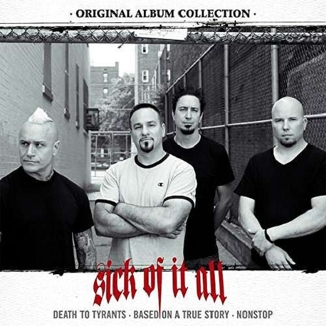 SICK OF IT ALL - Original Album Collection (Hol) (3CD)