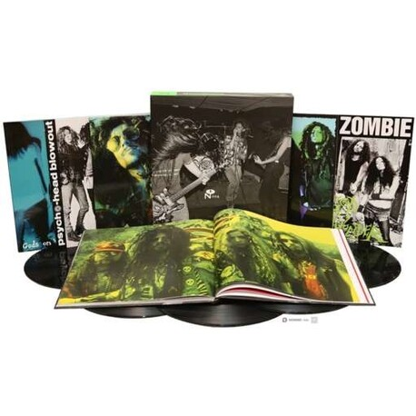 WHITE ZOMBIE - It Came From N.Y.C (5LP)