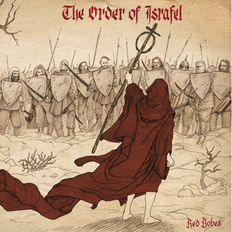 THE ORDER OF ISRAFEL - Red Robes (+dvd) (CD)