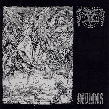 HECATE ENTHRONED - Redimus (CD)