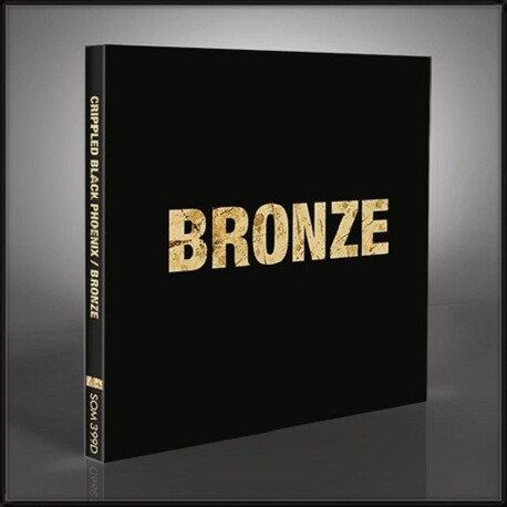 CRIPPLED BLACK PHEONIX - Bronze: Limited Deluxe Edition (CD)
