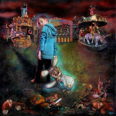KORN - The Serenity Of Suffering (Vinyl) (LP)