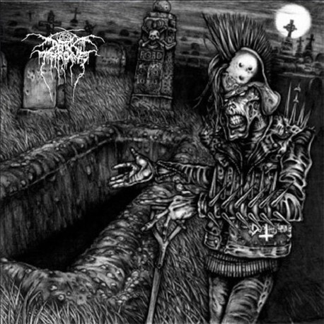 DARKTHRONE - F.O.A.D (Limited Edition) (CD)