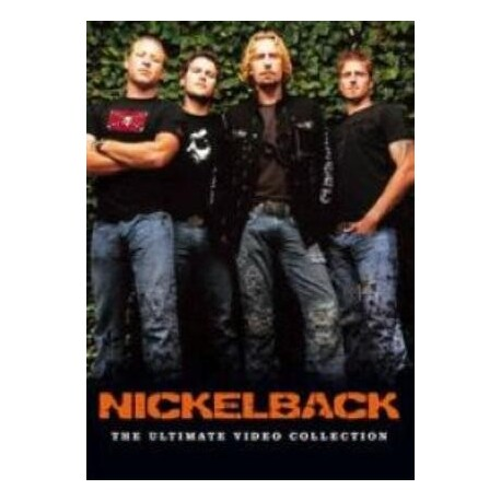 NICKELBACK - Ultimate Video Collection, The (DVD)