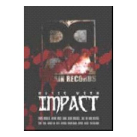 VARIOUS ARTISTS - Music With Impact (DVD)