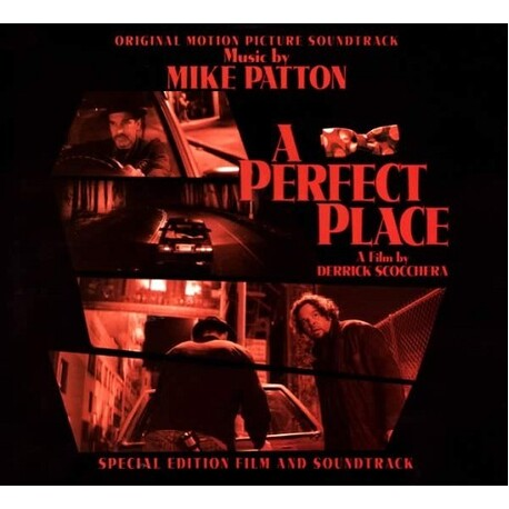 MIKE PATTON - Perfect Place, A: Original Motion Picture Soundtrack (Special Edition Film & Soundtrack) (CD+DVD)