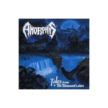 AMORPHIS - Tales From The Thousand... (Reissue) (CD)