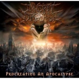 INHERIT DISEASE - Procreating An Apocalypse (CD)