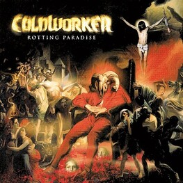 COLDWORKER - Rotting Paradise (CD)