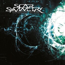 SCAR SYMMETRY - Holographic Universe (CD)