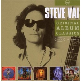 STEVE VAI - Original Album Classics (5CD)