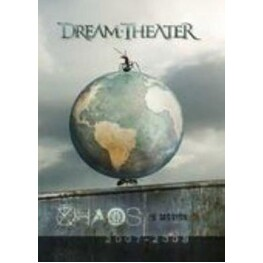DREAM THEATER - Chaos In Motion (Ntsc) (2 DVD)