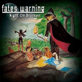 FATES WARNING - Night On Brocken (CD)