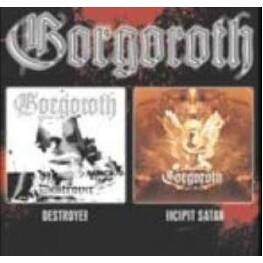 GORGOROTH - Destroyer (CD)