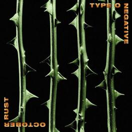 TYPE O NEGATIVE - October Rust (CD)