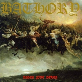 BATHORY - Blood Fire Death (CD)